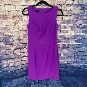 ALYX  Women's Vibrant Purple Dress ,Size 2